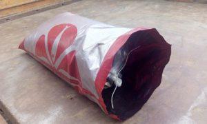 Упаковка для перевозки живой рыбы